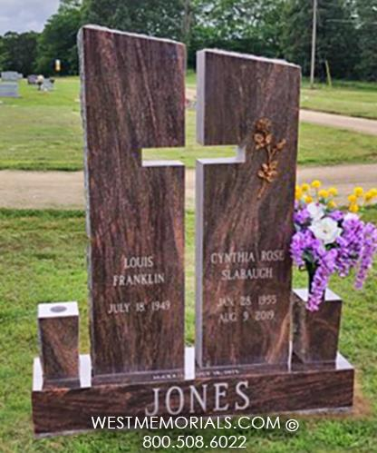 negative, cross, tombstone, headstones, vase