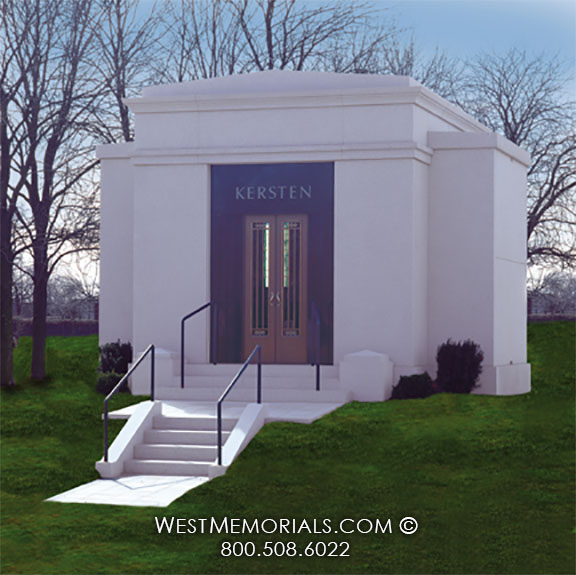 Cold Spring Granite Mausoleum Coldspring Granite Mausoleum