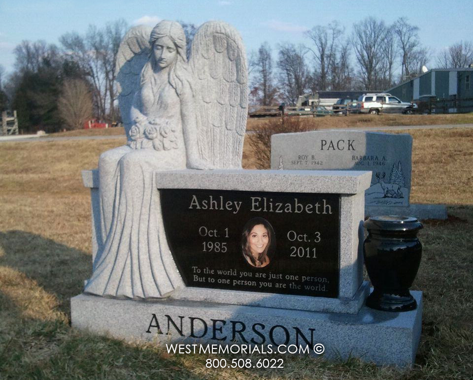 Anderson Angel Bench
