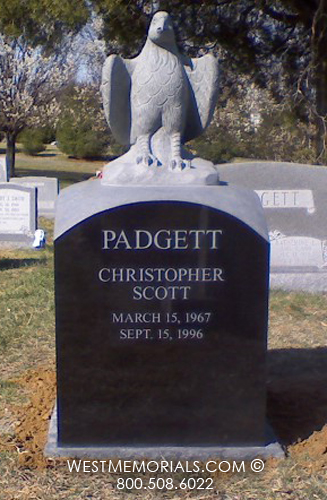 Padgett Monument And Headstone Designs By West Memorials