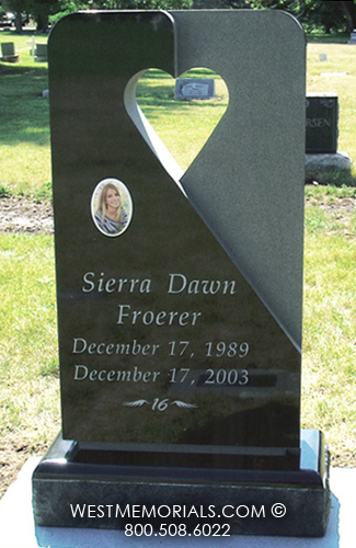 Froerer Monument And Headstone Designs By West Memorials