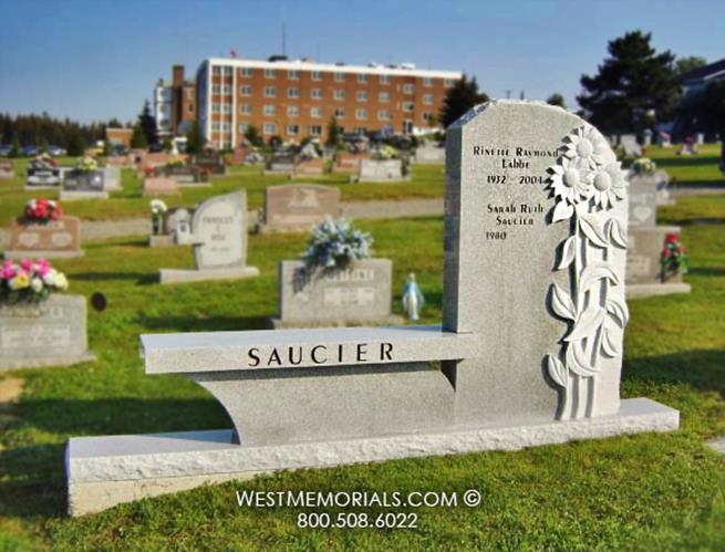 Saucier Monument and Headstone Design