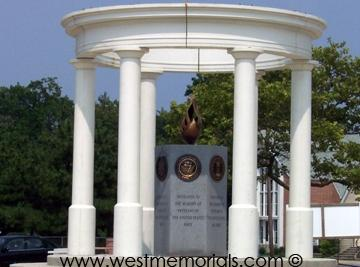New Jersey War Memorial Civic and War Memorial by West Memorials
