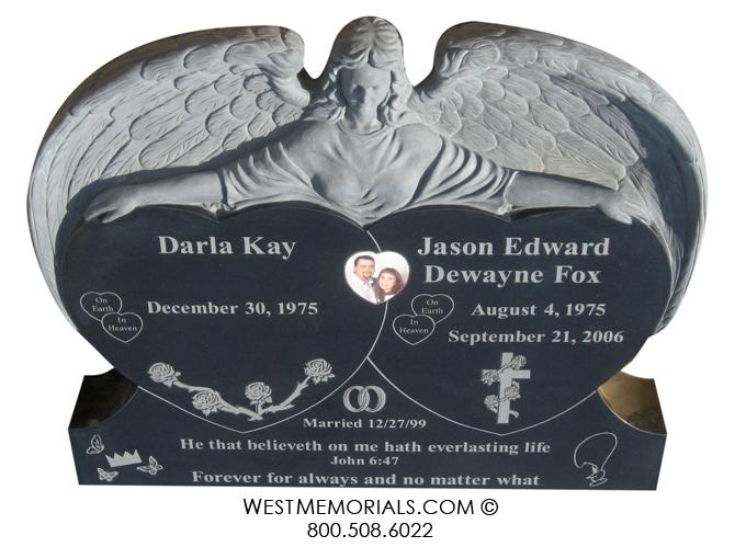 Fox Jason Monument and Headstone Design